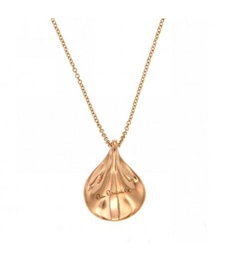 Collana con Diamanti 0,13 ct