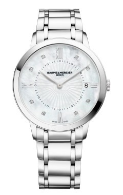 Classima Quarzo 36,5mm Madreperla