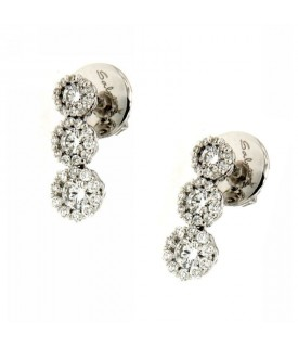 Orecchini Daphne Chic con Diamanti 0,91 ct
