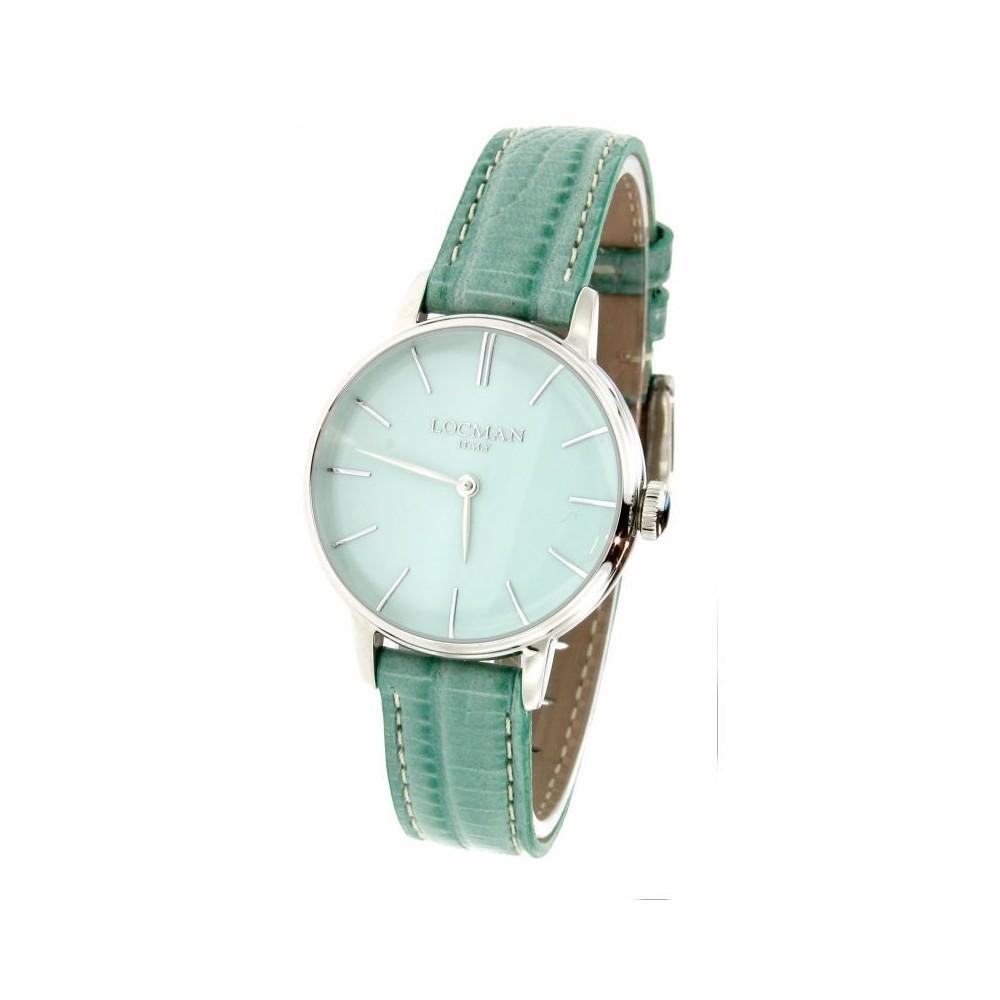 1960 verde in pelle