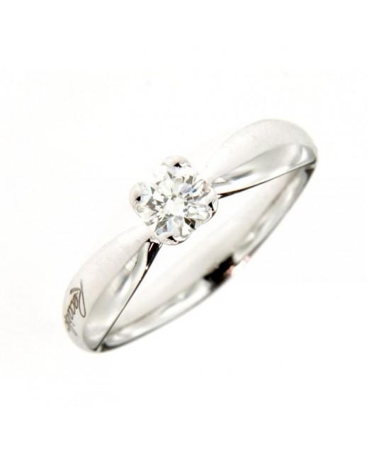 Ct Anello Con Diamanti Solitario 40 Recarlo 0 ynwON0vm8