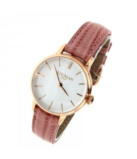 1960 bianco cassa rosa