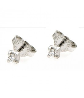 Orecchini con Diamanti 0,09 ct