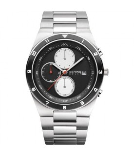 Bering Solar Collection Uomo 40mm Chrono