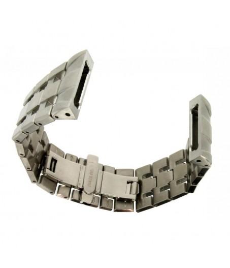 Cinturino Montecristo acciaio