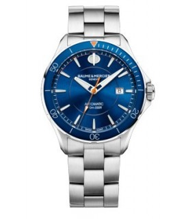 Clifton Club Auto 42mm Blu