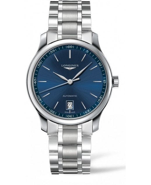 Master Collection 38mm blu