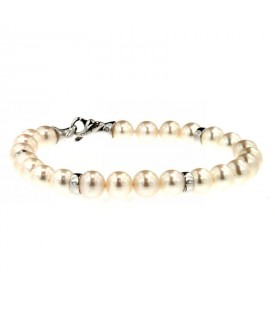 Bracciale Oro Perle Freshwater