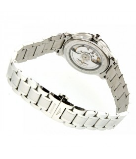 Master Collection 38mm argento diamonds