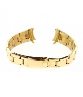 Cinturino per orologio in Oro giallo