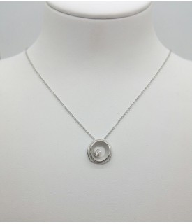 Collana Dune con Diamanti 0,15ct