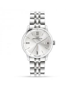 Solo tempo anniversary quadrante argento 40mm