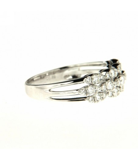 Anello con Diamanti 0,69 ct