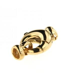 Chiusura per collana in oro giallo