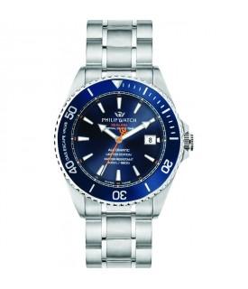Orologio Sealion quadrante blu 42mm