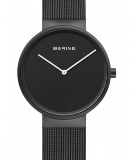Bering Classic Collection Uomo nero 39mm