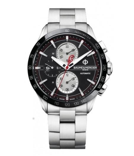 Baume & Mercier, orologio Clifton Auto 44mm Nero