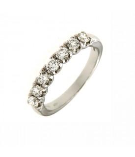 Anello Vera con Diamanti 0,73 ct