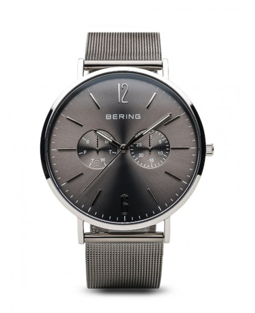 Bering Classic Collection Uomo argento 40mm