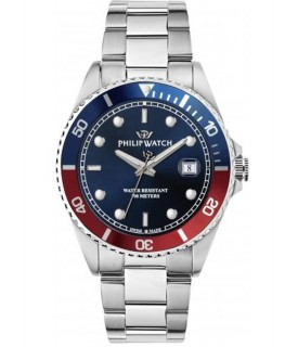 Caribe 42mm Blue Dial Tempo...
