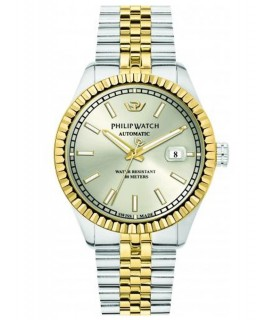 Caribe 41mm Silver Dial...