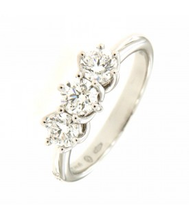 Anello Trilogy Lavinia 0,95ct