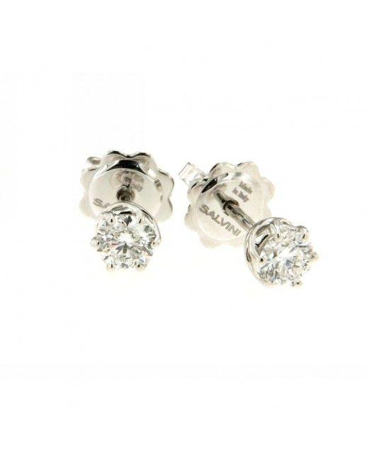 Orecchini Lavinia con Diamanti 0,54 ct