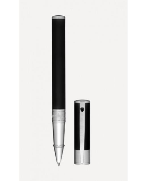 D-Initial penna roller Nera e Cromata