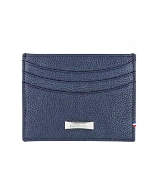 D-Line porta carte di credito blu