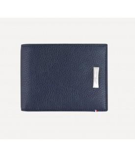D-Line portafoglio blu