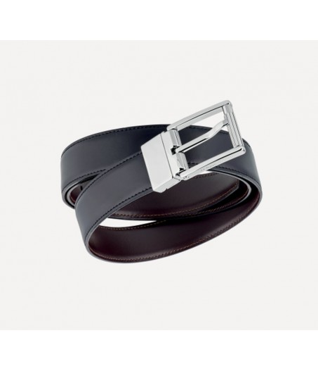 D-line Business 30 mm cintura reversibile S.T. Dupont 302870dff55