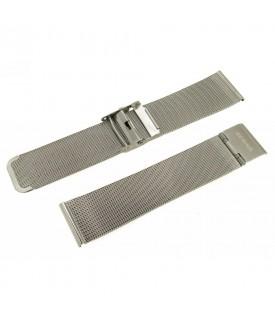Cinturino Maglia Milano 21mm
