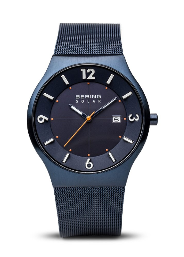 Bering Solar Collection Uomo 40mm