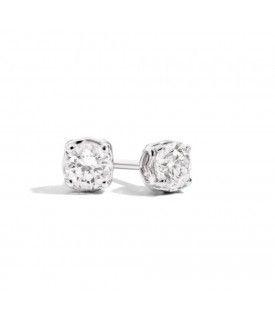 Orecchini con diamante...