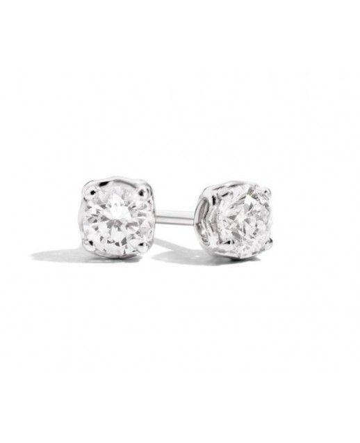 Orecchini con diamante 0,15ct Anniversary