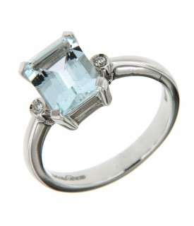 Anello Diamanti 0,09 ct e...