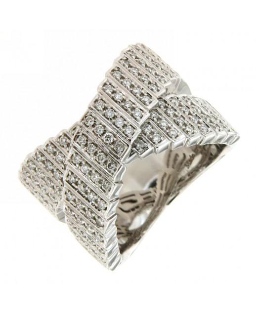 Anello Diamanti 0,74 ct