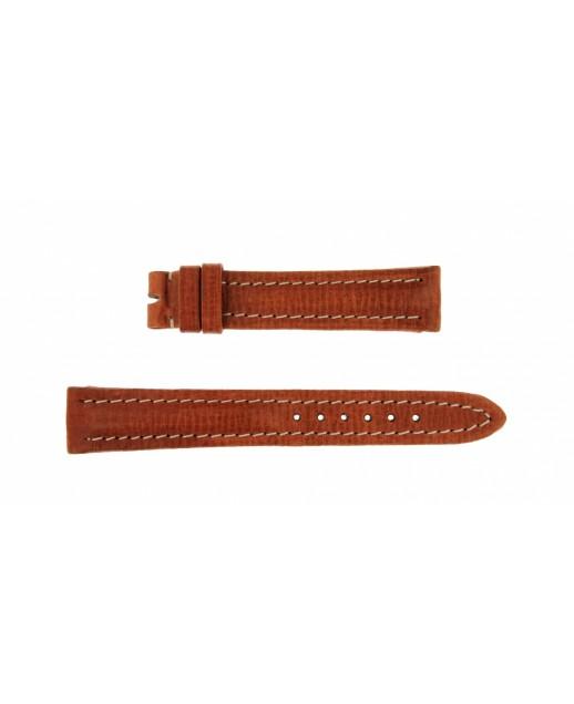 Breitling, Vitello marrone 16mm