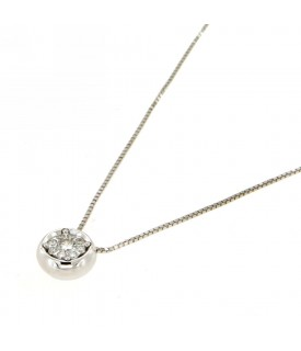 Collana Daphne con Diamanti...
