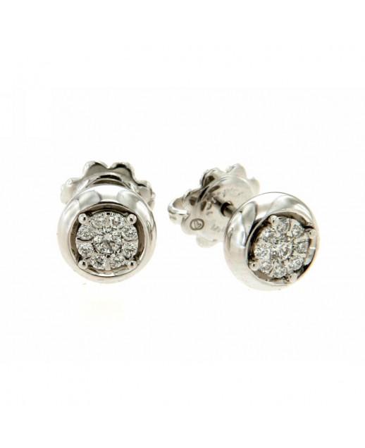 Orecchini Daphne con Diamanti 0,20 ct