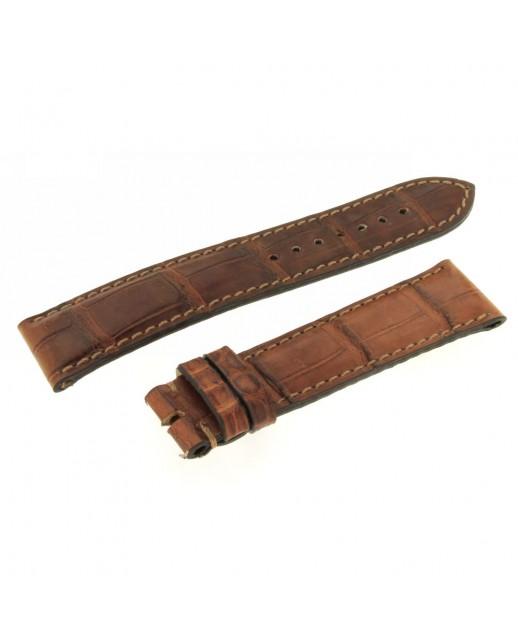 Cinturino Cocco marrone Extra Fort 20mm