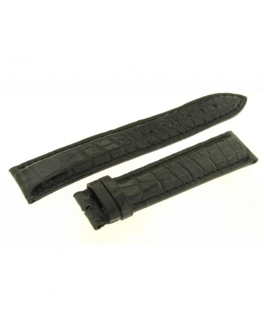 Cinturino nero Cocco Chrono4 20mm