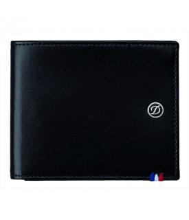 D-Line portafoglio nero 8...