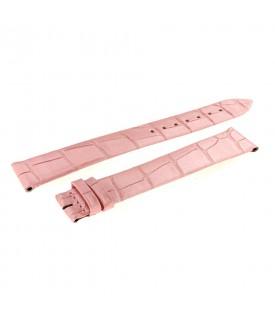 Cinturino rosa Alligatore 21mm