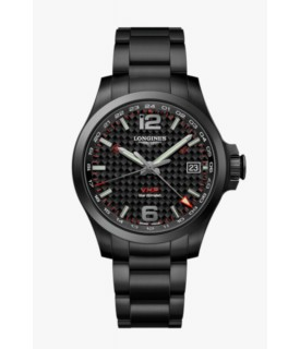 Conquest VHP GMT 41mm nero