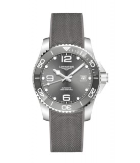 Hydroconquest auto 41mm grigio