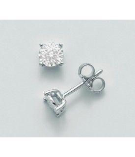 Orecchini Riflessi diamanti...
