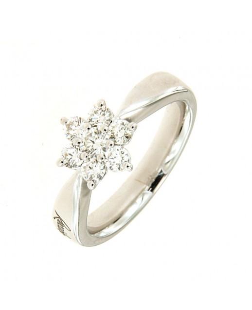 Anello Solitario Diamante 0,60 ct