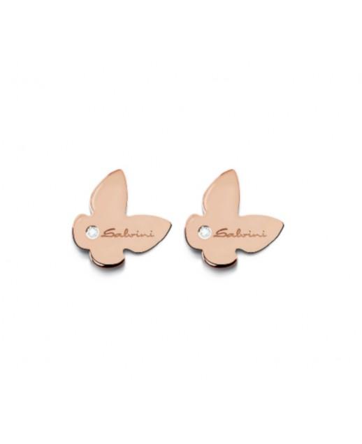 Orecchini Minimal Pop Farfalla