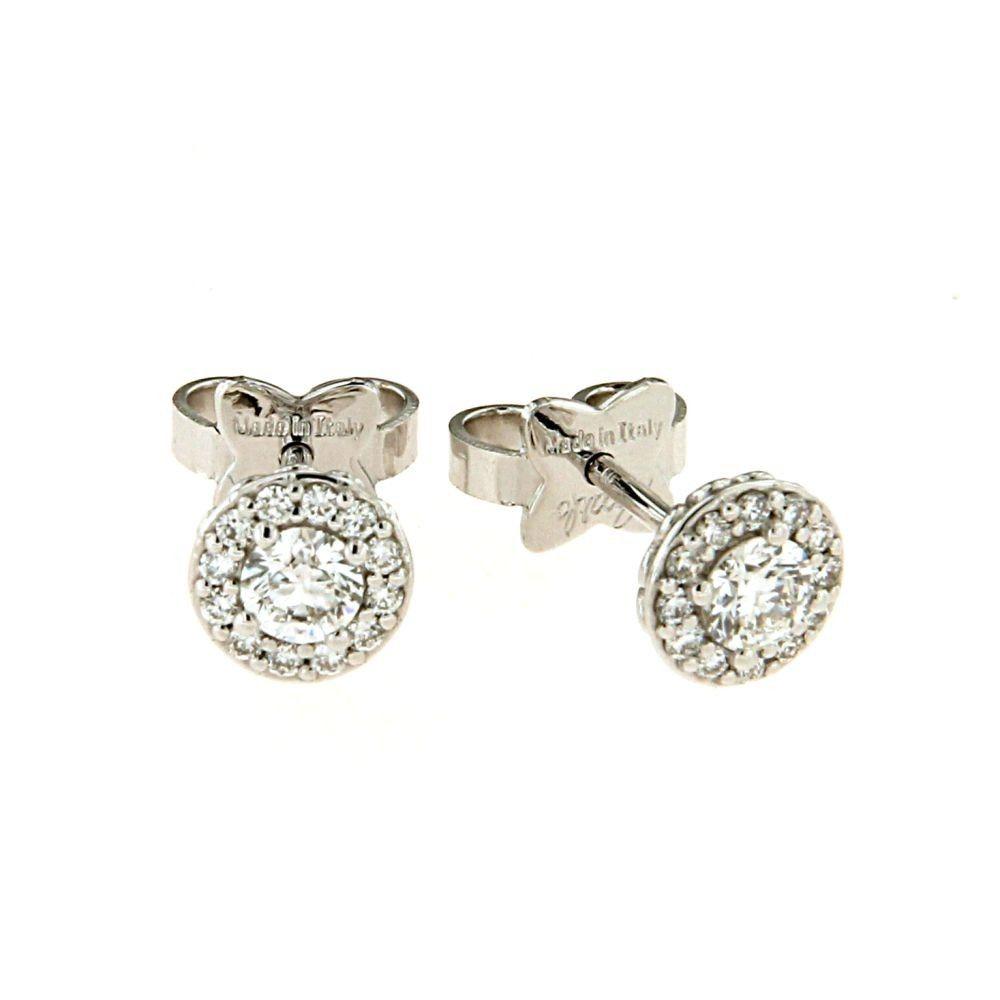 Orecchini Anniversary con diamanti 0,55ct